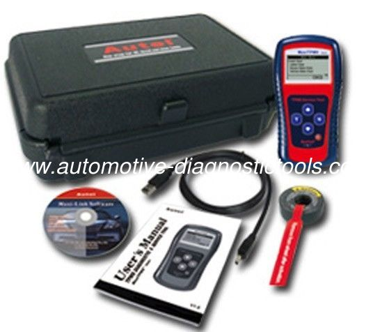 Autel TPMS System MaxiTPMS TS401 Autel Diagnostic Tool for Tire Pressure Recovery