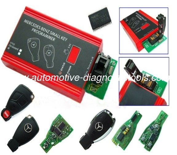 Benz Small Key Car Key Programmer, DAS / AAM Read Information