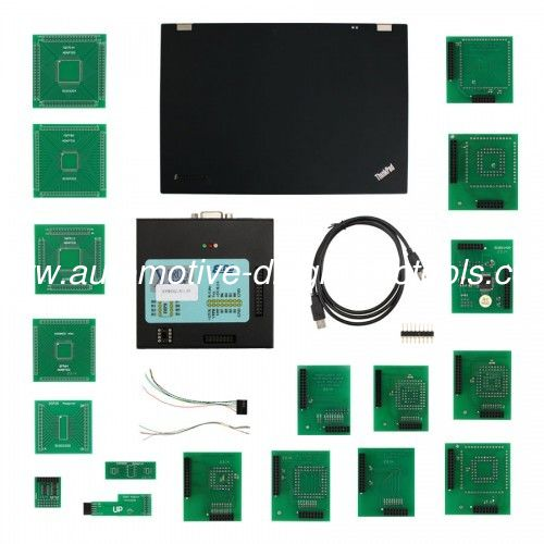 Newest Version V5.55 Auto ECU Programmer Works With Lenovo T420 Laptop Support New Version BMW CAS4