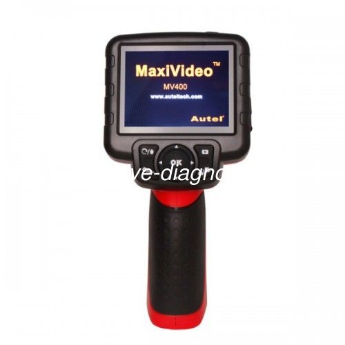 Autel Maxivideo MV400 Digital Videoscope Inspection Camera With 5.5mm Diameter Imager Head