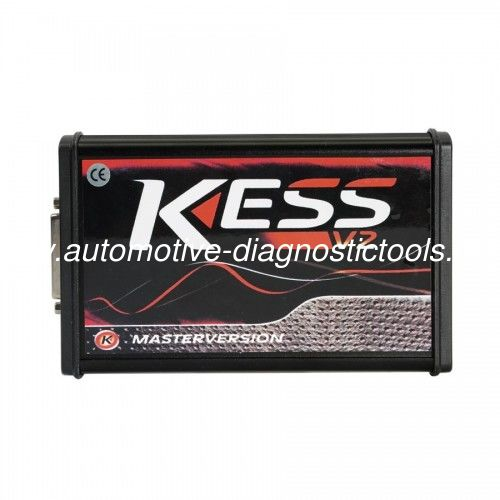 Kess V2 Auto ECU Programmer V5.017 EU Version SW V2.47 Online Version Support 140 Protocol No Token Limited