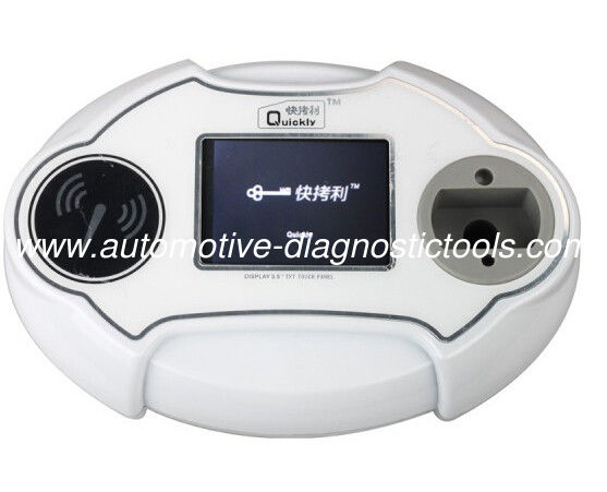 4C / 4D / 46 / 48 Code Reader Chip Transponder Quickly Copy With 3.5-inch TFT LCD Touch Screen