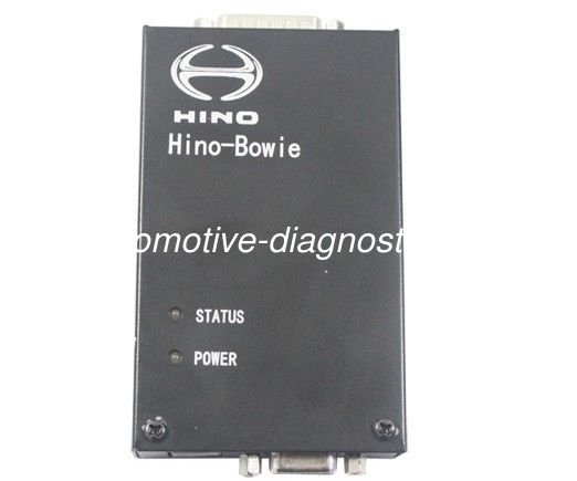 Hino-Bowie Hino Diagnostic Explorer Truck Diagnostic Tool to Diagnose Trouble, Check Function