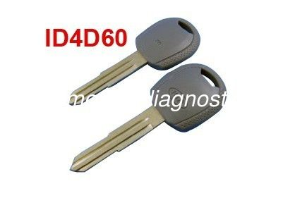 ID4D60 Kia Key Transponder Chip, Professional Car Key Blanks For Kia