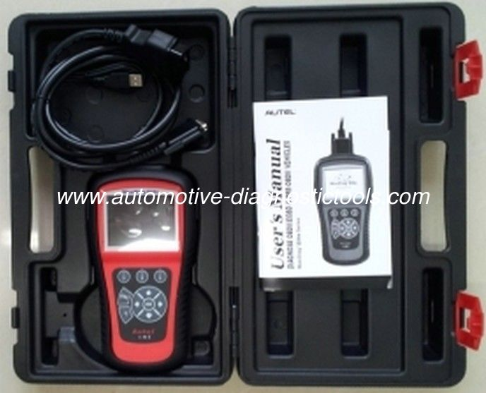 Autel Maxidiag Elite MD704 to Read Clear Trouble Codes On Engine , Transmission , Airbag , ABS