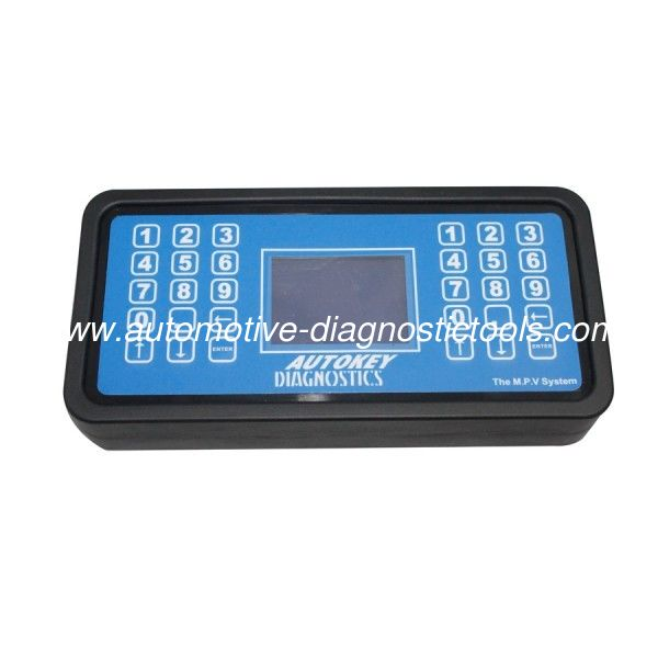 Mvp Key Programmer Key Programming Machine, Universal Car key Maker 2012/1 Latest Version