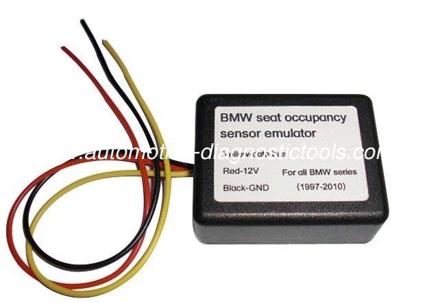 BMW Seat Occupancy Sensor Emulator For BMW Series (1997-2010), Car Repair Troubleshooting