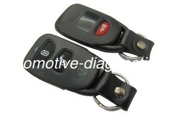 Car Remote Shell For Kia With 2+1 Button, Auto Transponder Key Blanks