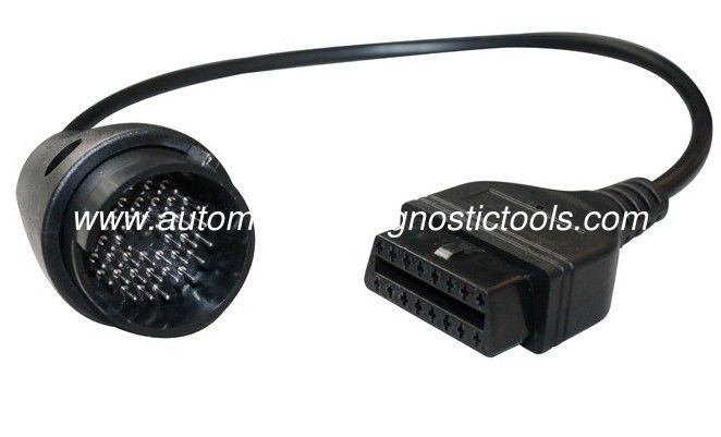 Mercedes Benz 38Pin Diagnostic Connector, Car OBD Diagnostic Cable